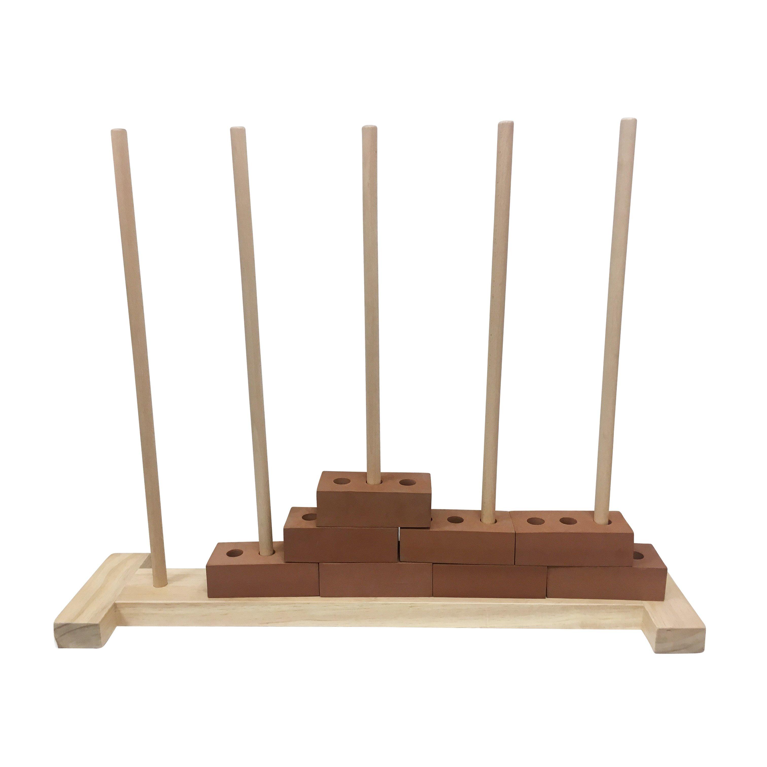 SYWS1 Foam Brick Wooden Stand b copy